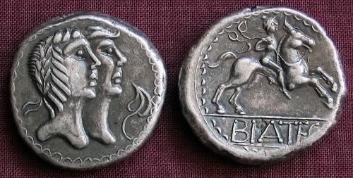 Tetradrachma stříbro 999 | Keltové (1. stol. př. Kr.) Podunají | replika mince