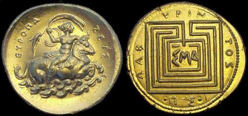Medailon zlato 999 | Zavedení evropské měny ()  |